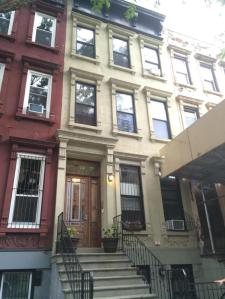 Owner of this Harlem rowhouse, developed and sold by Abyssinian Development Corp., is littered with construction defects, its owners told the Daily News last summer. Another homeowner filed a lawsuit against Abyssinian this week, seeking $1 million in damages and alleging a litany of flaws.