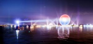 Staten Island hopes to attract tourists from across the globe when the New York Wheel comes full circle in early 2017.