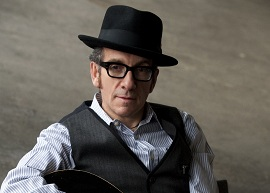 Elvis-Costello- SummerStage - June 15 2017