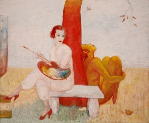Florine Stettheimer - Painting Poetry Exhibition - May 2017.jpg