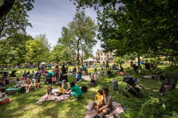 Governors Island - Family Fun Day - 5 28 2017