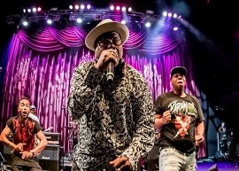 SummerStage - George-Clinton and Parliament