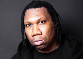 SummerStage - KRS-One - DJ Chuck Chillout