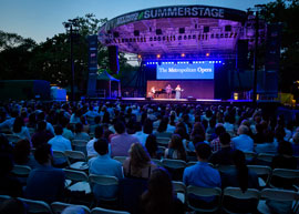 SummerStage - Metropolitan Opera Summer Recital Series - June 2017