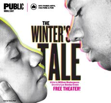 The Winter's Tale - Public Theater - Nov 1 2017