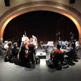 Stretch+Music+Intensive - March 27 2018 at Harlem Stage