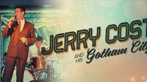 Jerry Constanzo and his Gotham City Swingers - June 7 2018