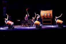 Taikoza Japanese Drummers -